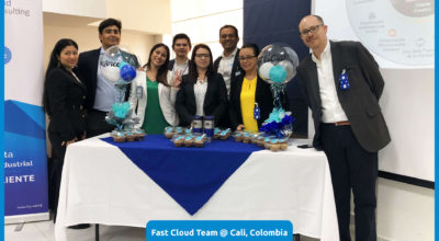 Fast Cloud Consulting Winner of the Salesforce Innovation Award 2020 for Emerging Markets